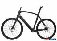 Disc Brake Aero Carbon frame Road Bike Wheels Clincher Tubeless Rotors 700C 52cm for Sale