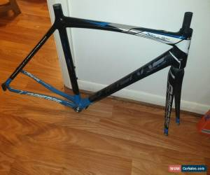 Classic Lapierre xelius 200 road race bicycle frame  for Sale