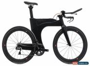 2018 Ventum One Triathlon Bike 54cm Medium Carbon Shimano Ultegra Di2 R8050 11s for Sale
