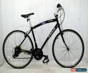 """Classic Fuji Absolute Hybrid Bike L 21"""" 700c RevoShift Comfort City Commuter For Cahrity for Sale"""
