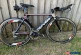 Classic Cervelo P3 51CM TT Triathlon Bike Used, Ultegra/FSA groupset Zipp 404/606 wheels for Sale