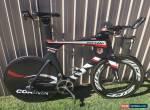 TT Bike Cervello P5 Dura Ace di2 61 Cm With Out Wheel for Sale