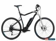"2016 Haibike XDURO Cross RC Mountain E-Bike 23.5"" Aluminum Shimano SLX M675 10s for Sale"