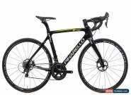 2017 Pinarello Gan K Disk Road Bike 50cm Carbon Ultegra 6800 11s Most Fulcrum for Sale