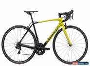 2018 Specialized Tarmac Comp Mens Road Bike 54cm Carbon Shimano Ultegra 8000 11s for Sale