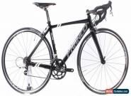 USED 2009 Franco Balcom Road 48cm Carbon Road Bike SRAM Red 2x10 Speed Black for Sale