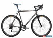 2011 Moots Psychlo X Cyclocross Bike 58cm Titanium SRAM X0 10s Velocity for Sale