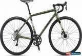 Classic NEW 2018 Jamis Renegade Explore 61cm Armor Green Sora Aluminum Gravel Bike for Sale