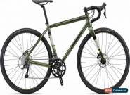 NEW 2018 Jamis Renegade Explore 61cm Armor Green Sora Aluminum Gravel Bike for Sale