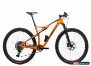 2017 Specialized FSR Pro World Cup Mountain Bike Large 29 Carbon SRAM X01 Eagle for Sale