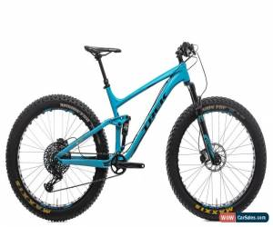 "Classic 2017 Trek Farley EX 8 Fat Bike 19.5in 27.5"" Alloy GX Rockshox Bluto Mule Fut for Sale"