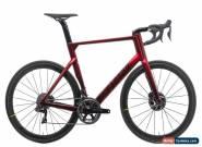 2018 Factor One Disc Road Bike 61cm Carbon Dura-Ace Di2 R9150 11 Speed Mavic for Sale