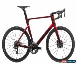 Classic 2018 Factor One Disc Road Bike 61cm Carbon Dura-Ace Di2 R9150 11 Speed Mavic for Sale