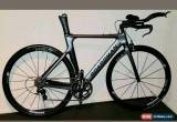 Classic Boardman carbon Time Trial Bike 2019 edition ATT 9.0 with Zipp bars size medium for Sale