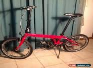 Dahon Speed P8 Folding Bike for Sale