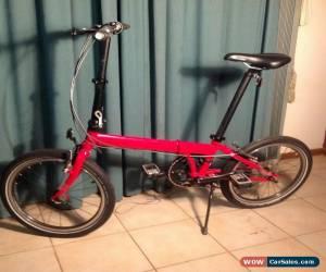 Classic Dahon Speed P8 Folding Bike for Sale