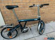 folding bike riese & muller - Birdy - Full Suspension for Sale