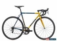 2001 LeMond Zurich Road Bike 53cm Medium Steel Shimano Ultegra 6600 10 Speed for Sale