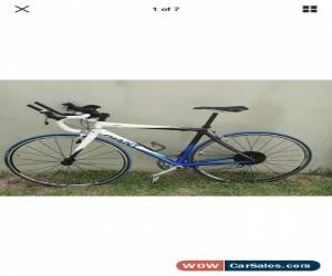 Classic Giant TCR A1 Carbon Road Bike *just like new* for Sale