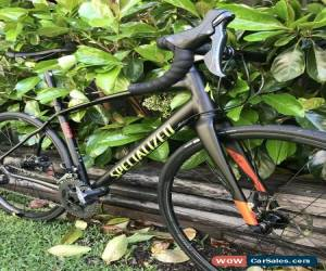 Classic Specialized Diverge A1 Black Road Gravel Bike 56cm for Sale