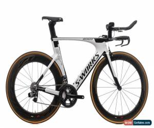Classic 2016 Specialized S-Works Shiv Module Time Trial Bike Medium Carbon SRAM Red eTap for Sale