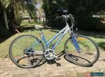 "Female 17 inch frame Giant  ""Cypress"" 21sp Alloy Hybrid Bike for Sale"