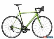 2015 Cannondale SuperSix EVO Road Bike 54cm Carbon Shimano Ultegra 6800 WH-9000 for Sale