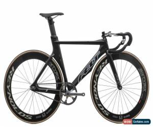 Classic 2014 Felt TK1 Track Bike 55cm Medium Carbon Campagnolo Record Reynolds 3T for Sale