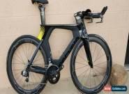 2018 Cervelo P5-6 Triathlon Bike SRAM eTap HED carbon 54cm -- DEMO for Sale