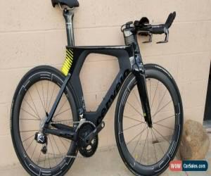 Classic 2018 Cervelo P5-6 Triathlon Bike SRAM eTap HED carbon 54cm -- DEMO for Sale