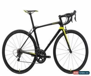 Classic 2017 Giant TCR Advanced Pro 1 Road Bike Medium Carbon Shimano Ultegra 6800 for Sale