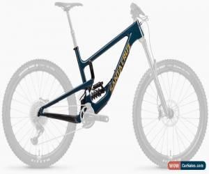 Classic Santa Cruz 2018 Nomad CC Coil Frameset - Blue for Sale