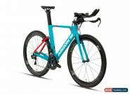 Argon 18 E-117 Tri Triathlon Bicycle Shimano Ultegra/105 Medium 2019 Brand New for Sale