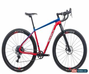 "Classic 2019 Salsa Cutthroat Rival 1 Gravel Bike Medium 29"" Carbon SRAM 11 Speed for Sale"