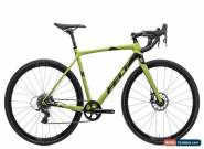 2016 Felt F4X Cyclocross Bike 53cm Medium Carbon SRAM 11 Speed Disc for Sale