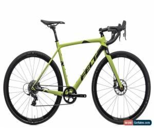 Classic 2016 Felt F4X Cyclocross Bike 53cm Medium Carbon SRAM 11 Speed Disc for Sale