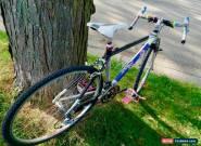Cyclocross Gravel Bike Sram Rival 50cm Al Frame Carbon Ultegra FSA Salsa & Red * for Sale