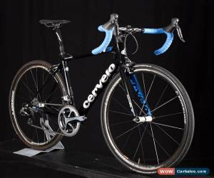 Classic Used 2015 Cervelo R3 Carbon Road Bike Size 51 Dura-Ace Di2 Carbon Wheels for Sale
