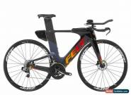 2019 Felt IA2 Disc Carbon Triathlon Bike // TT Time Trial Sram Red eTap 51cm for Sale