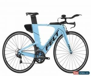 Classic 2019 Felt IA16 Carbon Triathlon Bike // TT Time Trial Shimano 105 11-Speed 56cm for Sale