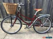 Pashley Provence Ladies Step Through Bicycle Bike for Sale