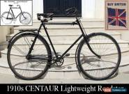 1910s CENTAUR (Humber) Lightweight Roadster Tricoaster Vintage Antique Bicycle  for Sale