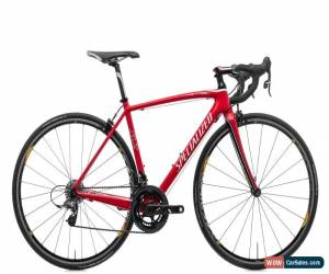 Classic 2011 Specialized Tarmac Elite SL2 Road Bike 52cm FACT Carbon SRAM Force 22 10s for Sale