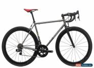 Independent Fabrication SSR Custom Road Bike 48cm Steel SRAM Red eTap 11s ENVE for Sale