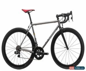 Classic Independent Fabrication SSR Custom Road Bike 48cm Steel SRAM Red eTap 11s ENVE for Sale