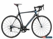 2013 Cannondale Synapse Carbon 3 Road Bike 56cm Shimano Ultegra 6700 Mavic for Sale