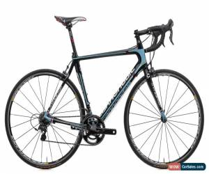 Classic 2013 Cannondale Synapse Carbon 3 Road Bike 56cm Shimano Ultegra 6700 Mavic for Sale