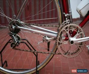 Classic Racing bike original Pozzi (Bologna) super record  for Sale