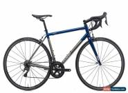 2017 Foundry Chilkoot Road Bike Medium Titanium Shimano Ultegra 6800 11 Speed for Sale