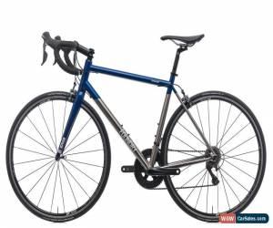 Classic 2017 Foundry Chilkoot Road Bike Medium Titanium Shimano Ultegra 6800 11 Speed for Sale